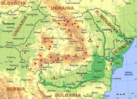 Cel mai nou teritoriu al României: are 21.410 de hectare, iar accesul este INTERZIS. VIDEO