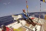 """Şeful L'Oreal România după ce a traversat Atlanticul în 21 de zile şi a slăbit 8 kg în cursă: """"Oricine are o pasiune aparte. Unii au rămăs fără apă. O barcă s-a scufundat"""""""