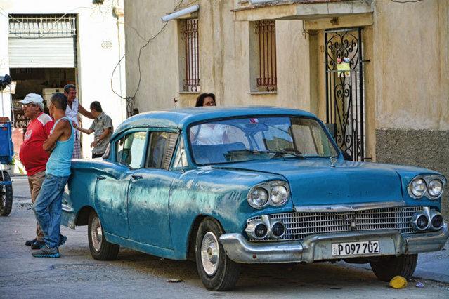Reportaj din cea mai hot destinaţie a momentului: Cum se simte Cuba după ce în sfârşit a devenit libre? Galerie Foto