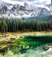 Paradisuri lichide sau care sunt cele mai frumoase lacuri din Italia pe care trebuie să le vezi o dată în viaţă. Galerie Foto