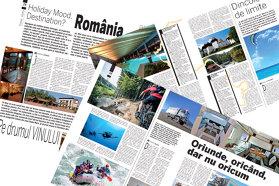 Holiday Mood. Destination? România