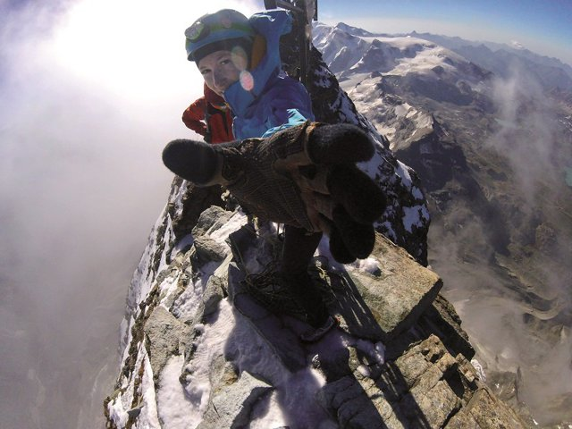 Se apropie weekendul, iar Daciana Leonte, business operation manager Arggo Consulting, povesteşte despre cum îşi petrece ea finalul de săptămână: se antrenează pentru a cuceri cei mai înalţi munţi din lume