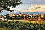 La prima vedere ai impresia că eşti în Toscana, dar se simte aerul elen în aer, dat fiind că Grecia este la doar 10 kilometri depărtare. Iar în final, eşti în Bulgaria, într-un loc desprins dintr-o poveste. GALERIE FOTO