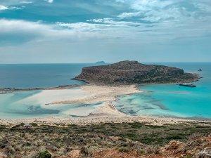 GALERIE FOTO. Cum arată insula elenă Creta: are plaje ce rivalizează cu cele din Caraibe, munţi ce se apropie de 2.500 de metri, oraşe pitoreşti şi o gastronomie ruptă din rai