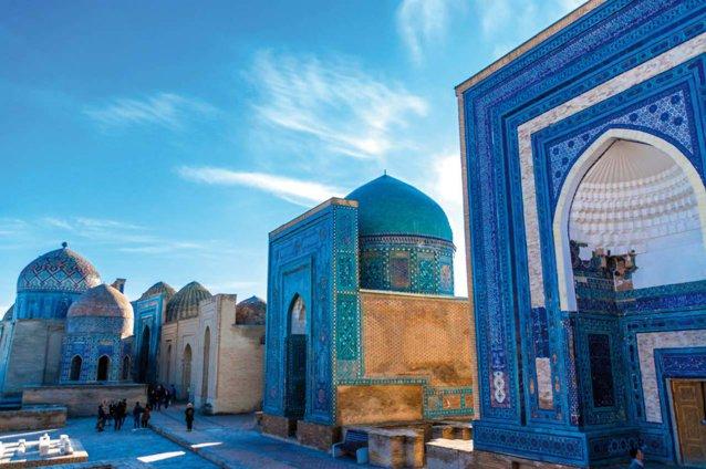 GALERIE FOTO: Reportaj din Uzbekistan, o călătorie în timp pe fostul Drum al Mătăsii. Cum arată o ţară cu o arhitectură unică pe care mulţi nu o pot localiza pe hartă
