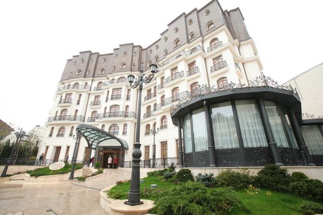 Cum arată cel mai nou hotel de cinci stele din Capitală - GALERIE FOTO