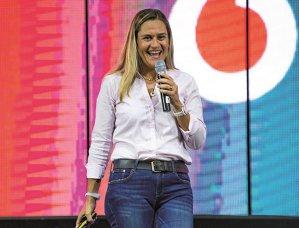 Cum arată agenda unui CEO de 1 miliard de euro? Murielle Lorilloux, CEO al Vodafone: Să vă spun cum arată programul meu de săptămâna aceasta...