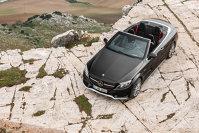 Test drive cu ultimul cabriolet Mercedes sau de ce în toate filmele de acţiune este obligatoriu să apară o decapotabilă filmată de sus. Galerie Foto