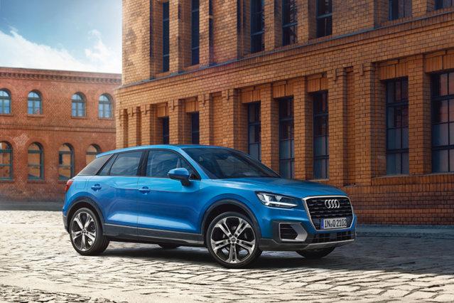 Test drive cu pariul Audi pe segmentul pieţei auto aflat într-o creştere explozivă. Obiectivul este de a atrage clientela tânără. Galerie Foto