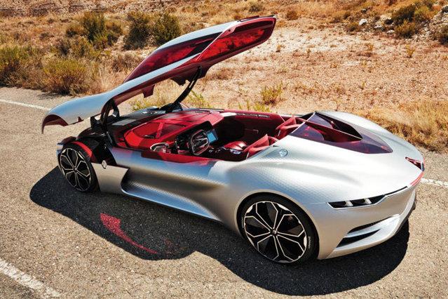 Jucării pentru oameni mari: Care au fost cele mai interesante modele de maşini lansate anul acesta. Galerie Foto