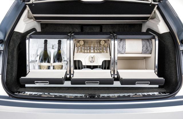 """Cum arată un coş de picnic de 21.000 de euro creat special pentru Bentley: """"Cerinţele de personalizare sunt fireşti. Nu există nu se poate"""". Galerie Foto"""