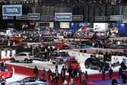 Stele pe malul lacului Geneva sau ce noutăţi au prezentat producătorii auto la cel mai important eveniment din industrie