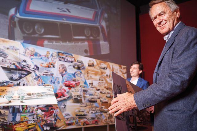 Portretul unei legende: Cine este Jochen Neerpasch, un pilot de curse care a scris istorie în industria auto şi mai ales în motorsport. Fără el, istoria BMW ar fi arătat altfel