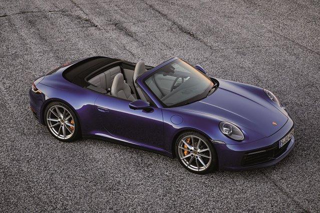 Vestitorul sezonului de primăvară-vară: Cabriolet-ul inspiră libertate, iar când un astfel de bolid vine tocmai de la Porsche, putem vorbi deja de un model legendar