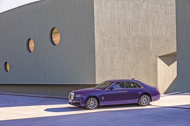 Cu ce vine nou Rolls-Royce la cea de-a doua generaţie a Ghost? Cel mai probabil, următorul model va fi unul pur electric
