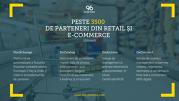 (P) Peste 3.500 de parteneri din Retail şi E-commerce utilizează platformele DocProcess