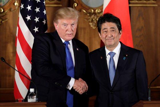 Imaginea articolului Trump, nominalizat la premiul Nobel pentru Pace de premierul japonez la cererea SUA - presă