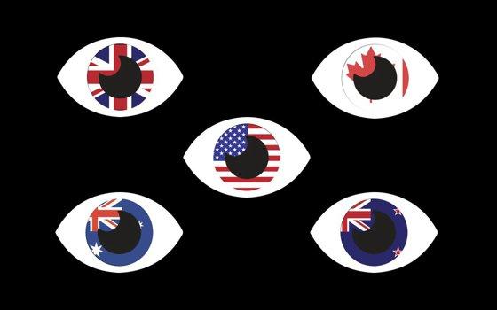 """Imaginea articolului Bloomberg: SUA ar putea limita schimburile de date în cadrul puternicei Alianţe de intelligence """"Five eyes"""""""