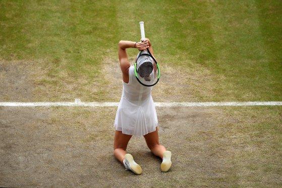 """Imaginea articolului Serena Williams şi-a scos """"pălăria"""" în faţa Simonei Halep: A jucat incredibil"""