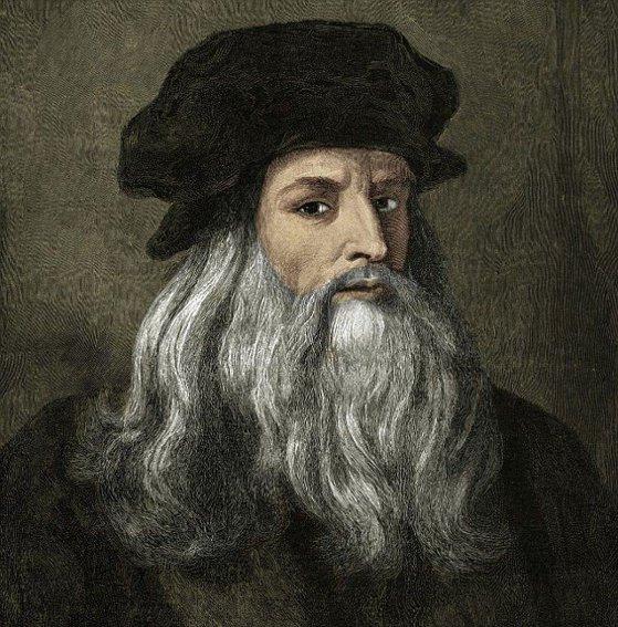 Imaginea articolului Schiţe realizate de Leonardo da Vinci, descoperite cu tehnologia folosită pentru prinderea lui Osama bin Laden