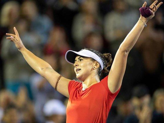 Imaginea articolului US Open 2019. Simona Halep, cuvinte de laude pentru celalată jucătoare de origine română Bianca Andreescu: E o luptătoare. Merită tot ce i se întâmplă