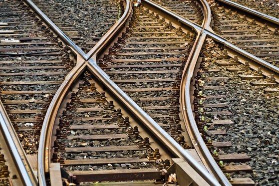 Imaginea articolului Tren de marfă, deraiat în Mehedinţi. Circulaţia pe magistrala 900, blocată
