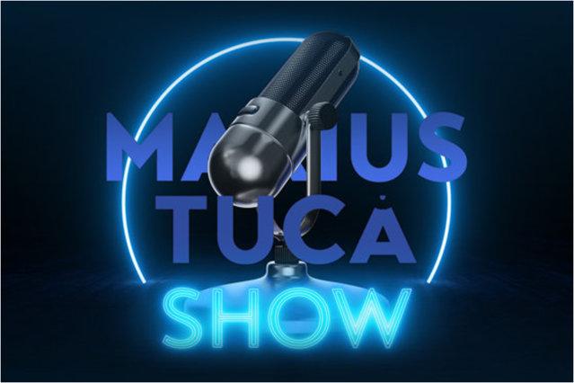 Marius Tucă Show. Invitaţi – actorii Mihai şi Matei Constantin şi liderul AUR, George Simion