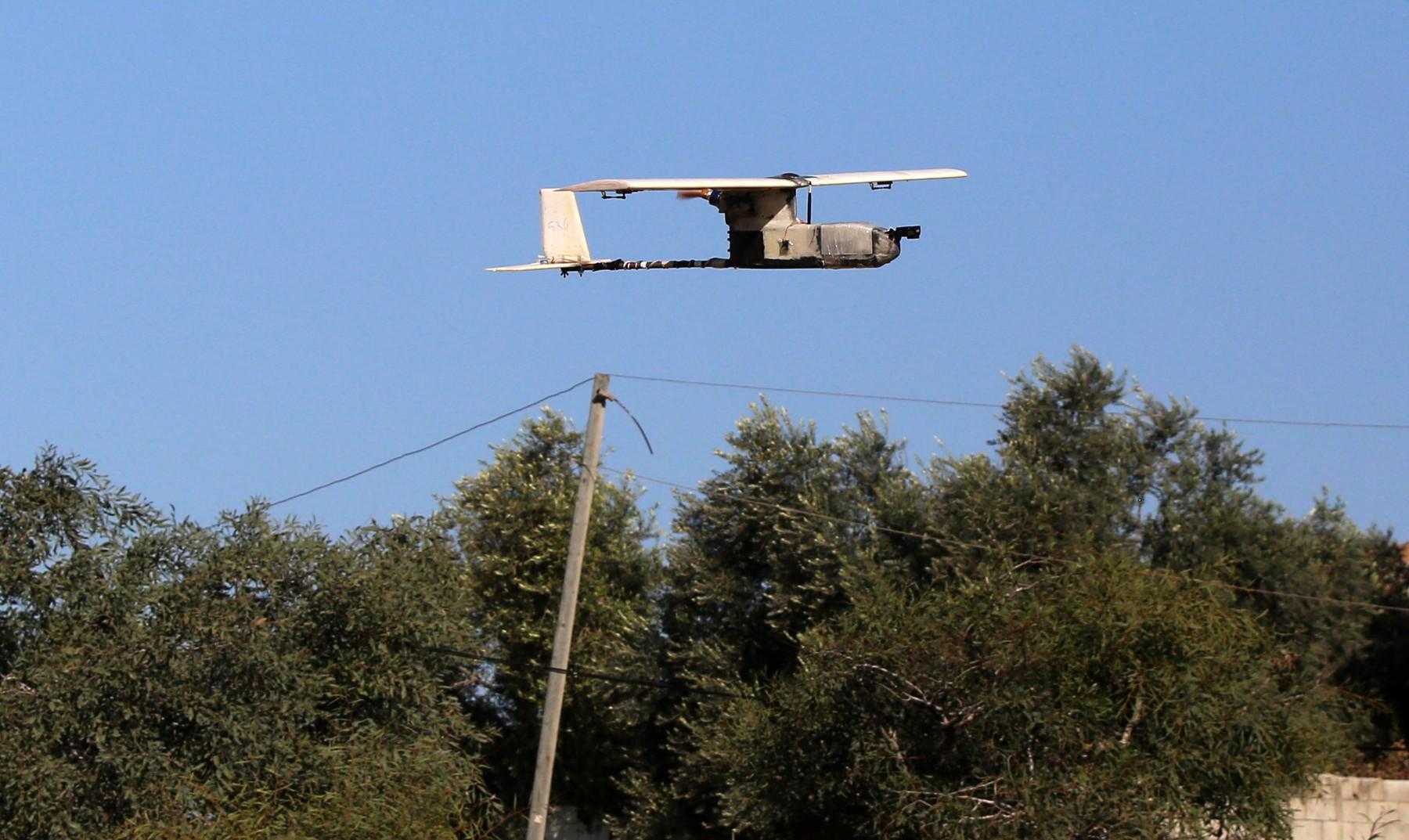 Atac cu drone, în Israel. Armata israeliană a doborât aparatul de zbor lansat de Hamas, din Fâşia(...)