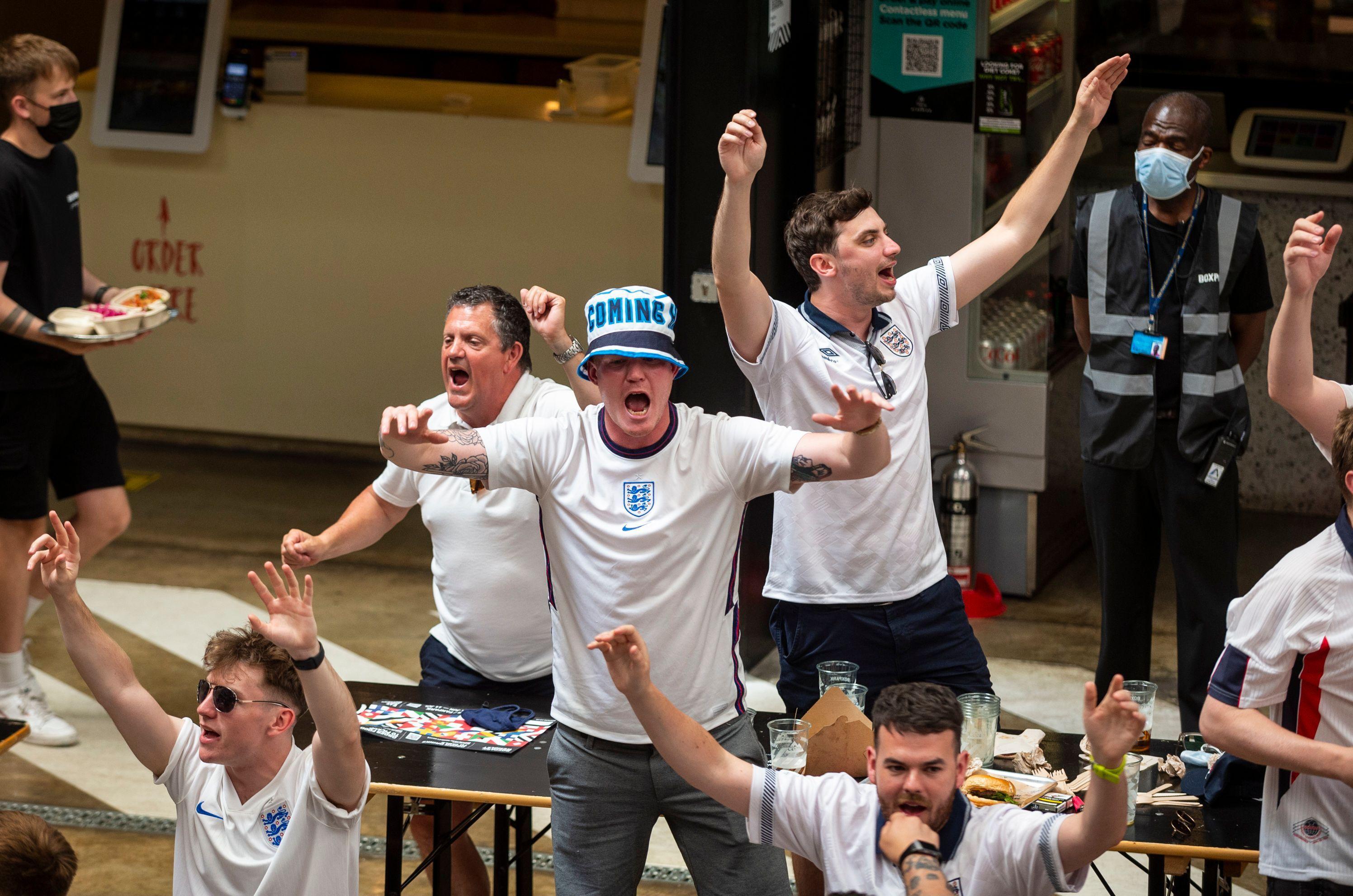 Anglia câştigă la EURO, în primul meci al Grupei D, pe Stadionul Wemblei, la UEFA EURO 2020