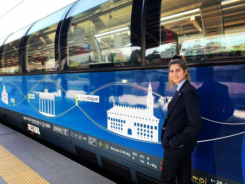 Ambasada Suediei, reacţie amuzantă la vestea că trenul Connecting Europe a plecat din România
