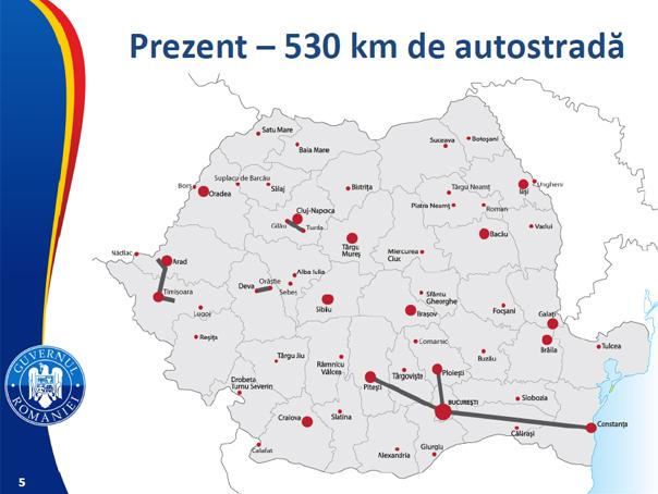 Cum Va Arăta Harta Autostrăzilor Din Romania Strategia De