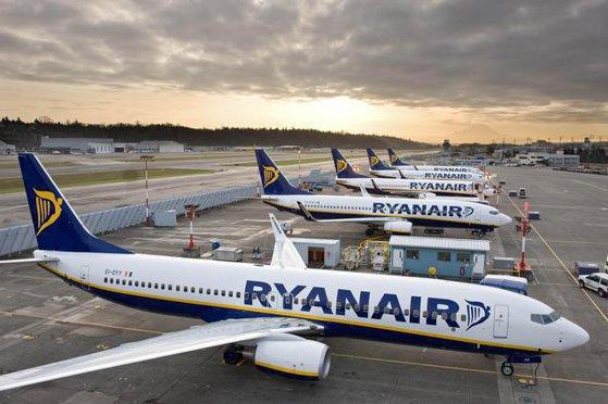 Imaginea articolului MAE: Grevă a personalului companiei aeriene Ryanair, vineri, în Olanda, Belgia şi Italia