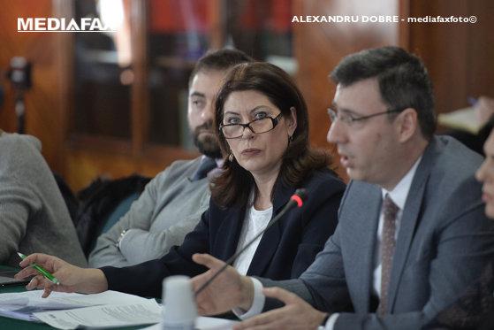 Imaginea articolului Mirela Călugăreanu promite eficientizarea ANAF şi reducerea numărului de formulare