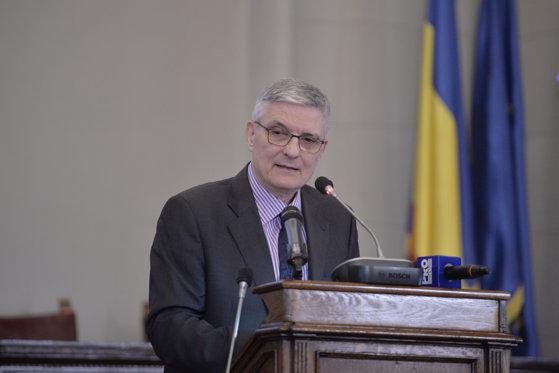 Daniel Dăianu este noul preşedinte al Consiliului Fiscal