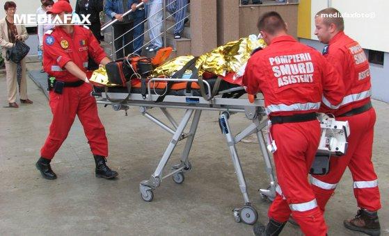 Imaginea articolului Accident grav de muncă: Angajat de la Combinatul din Târgovişte, în stare gravă după ce a căzut oţel topit peste el