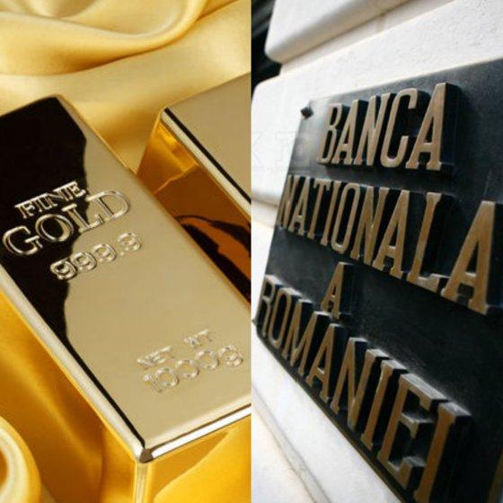 Imaginea articolului Preţul aurului a atins al patrulea maxim istoric la rând. Cotaţia BNR pentru gramul de aur