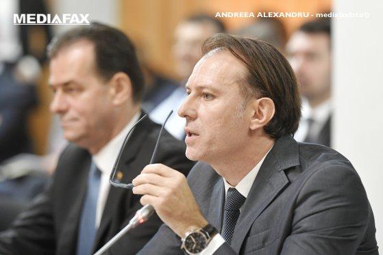 Imaginea articolului Florin Cîţu: Marcel Ciolacu a votat legea plafoanelor bugetare propusă de PSD cu datoria publică de 40% din PIB