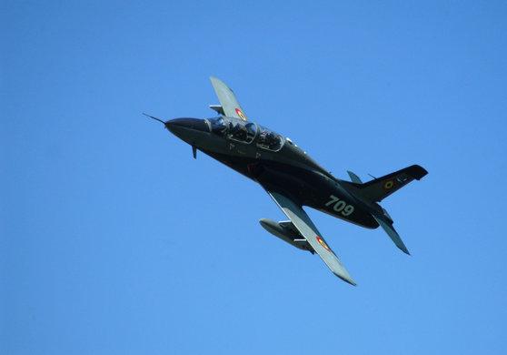 Imaginea articolului 10 aeronave IAR 99 Şoim, modernizate pentru viitorii piloţi de F16