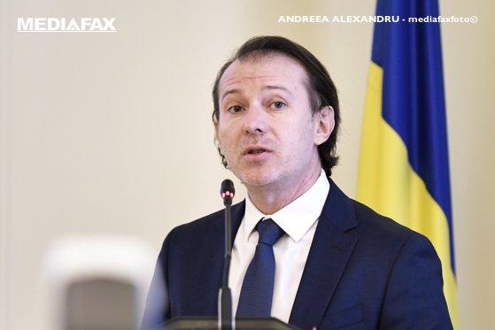 Imaginea articolului Cîţu anunţă că ANAF suspendă controalele şi executările silite pentru creanţele bugetare