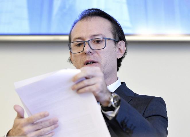 Ce spune Florin Cîţu despre recesiunea tehnică şi estimările agenţiilor de rating