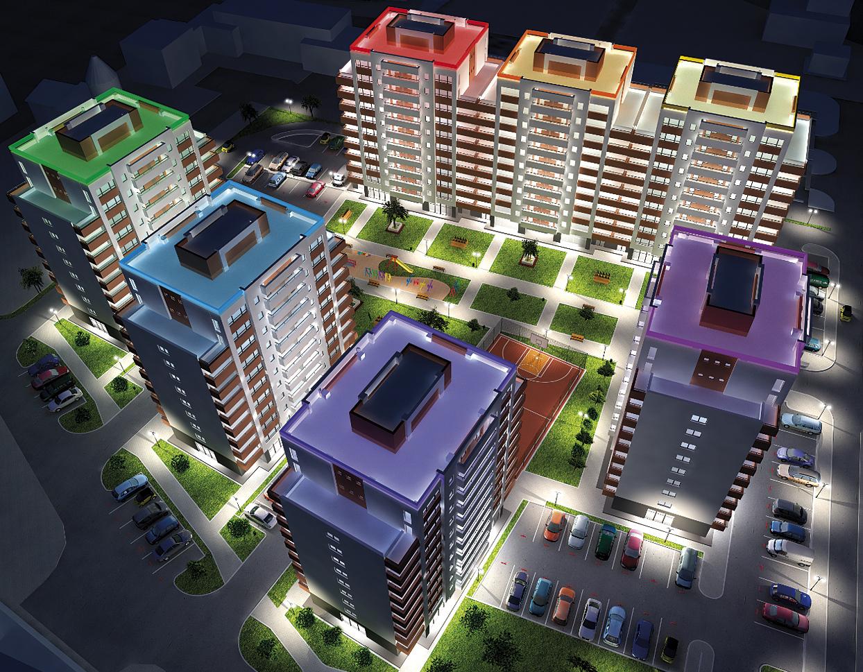 Dezvoltatorul imobiliar Impact a realizat venituri de 39,3 mil. lei în primul trimestru