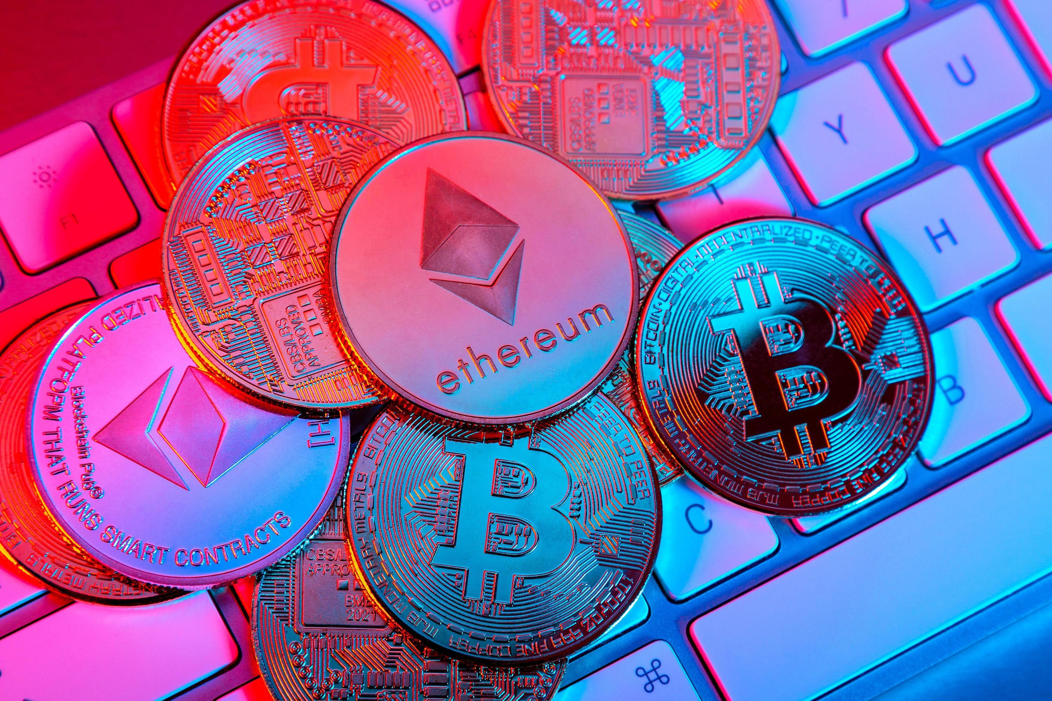 cryptocurrency schimb de piață)