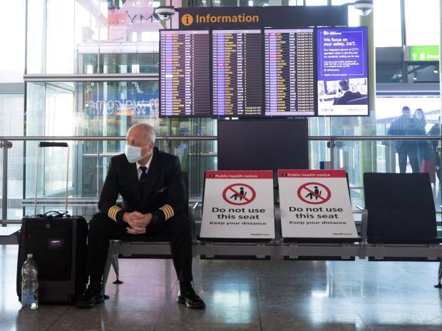 Criza COVID: Conducerea aeroportului Heathrow presează Regatul Unit să deschidă porţile pentru vaccinaţi