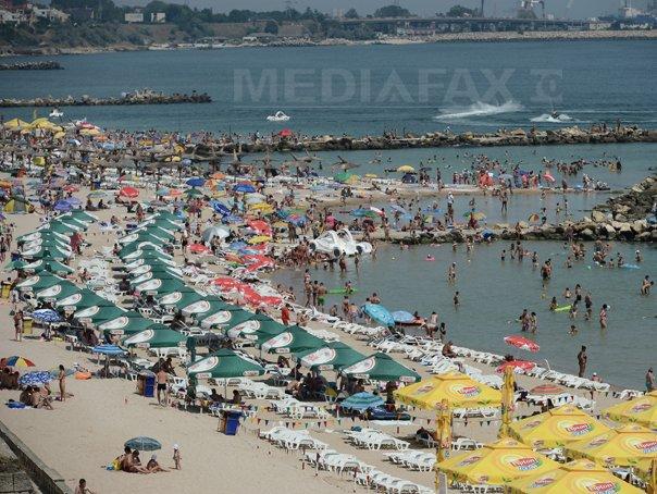 Grad de ocupare de 100% în majoritatea hotelurilor de la mare în primele două săptămâni din august