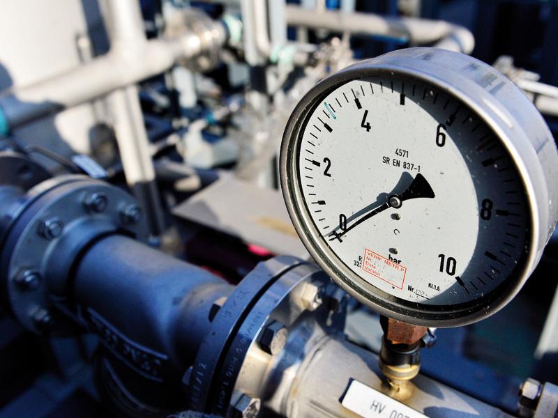 Stocurile de gaze naturale din Europa sunt la cel mai scăzut nivel din ultimii 10 ani
