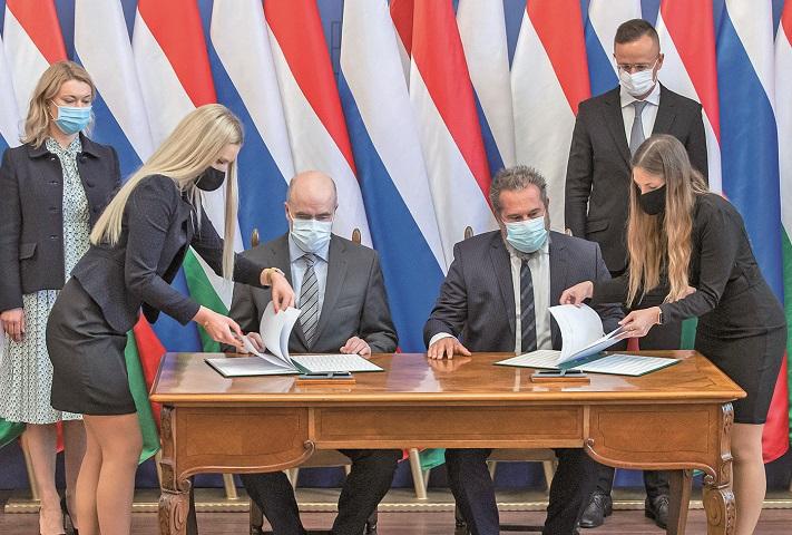 De ce Ungaria, în plină criză de energie, a exportat gaze naturale şi curent electric României, un stat cu gaze,(...)