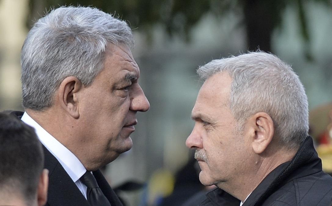 Confruntarea Tudose-Dragnea, în şedinţa PSD. UPDATE: Tudose, dispus să îşi dea demisia dacă membrii CEx votează retragerea sprijinului/ Dragnea: În toată perioada asta, nu am ieşit. Doar am citit scrisori