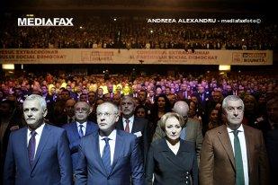 Congres extraordinar al PSD | Partidul îşi alege noua conducere / Dragnea: Vreţi să mai fiu în continuare preşedintele vostru? Aşa va fi. Nu vă îndoiţi niciodată! | DISCURSUL integral rostit de Dragnea
