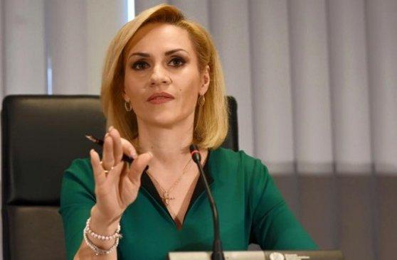 Imaginea articolului BREAKING | Gabriela Firea va fi AUDIATĂ de către procurorii Parchetului General în dosarul protestelor din 10 august