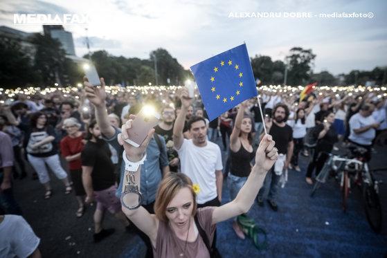Imaginea articolului Preşedintele Comisiei de control SRI, Claudiu Manda, despre finanţarea externă a protestului din 10 august: Rămâne să vedem dacă SRI a ştiut acest lucru | VIDEO